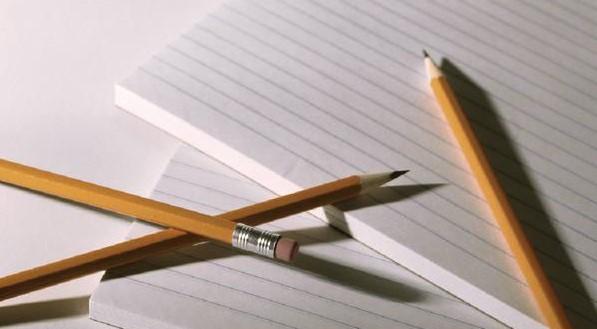 Siapkan poula stik kayu atau batang pensil