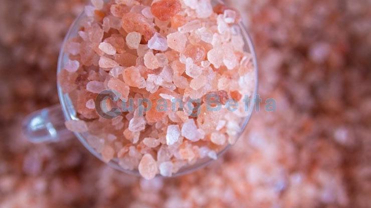 Yellow Salt