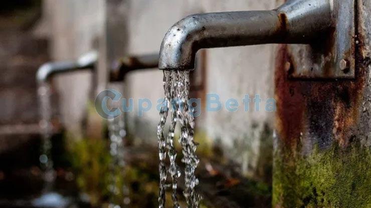 Menyiapkan Air Berkualitas
