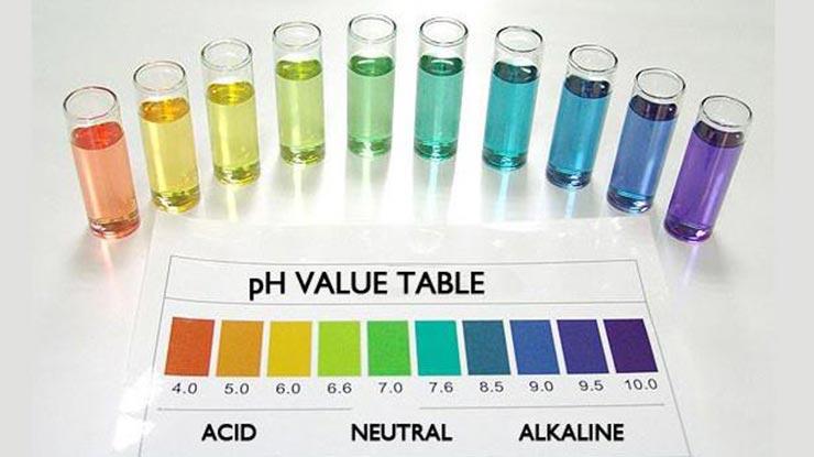 cara mengetahui ph air Menggunakan Indikator Tetes